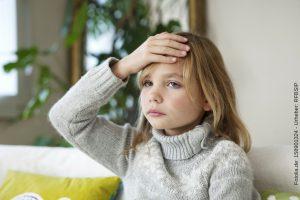 HPU Behandlung mit der NAET Methode hilft auch Kindern.